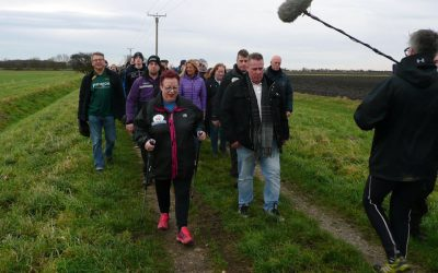Jo Brand's Hell of a Walk for Sport Relief